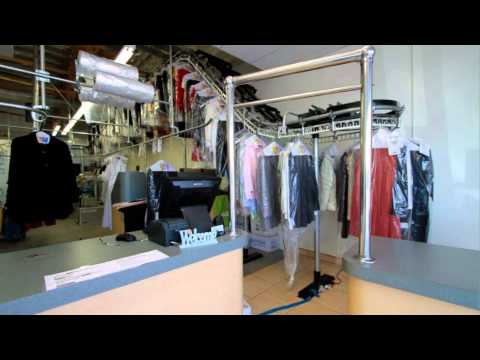 FluentU Chinese: Going to the Dry Cleaners