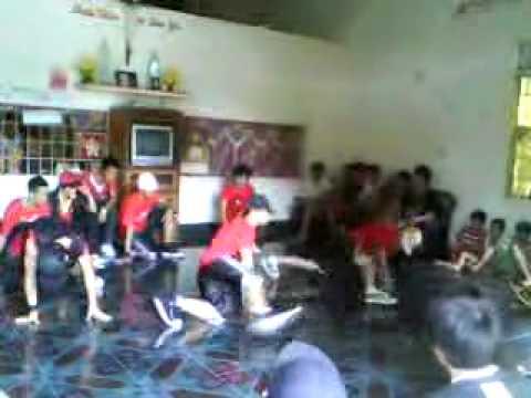 Crazy Crew biểu diễn in battle k5(Tân Hiệp - Kiên Giang)