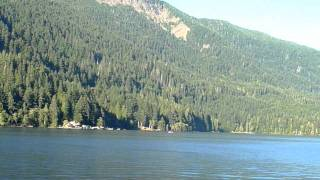 Olympic Hwy 101 - Lake Crescent