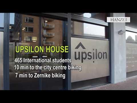 International Student Houses In Groningen: Upsilon
