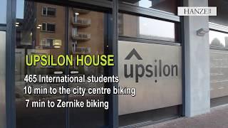 International Student Houses in Groningen Upsilon