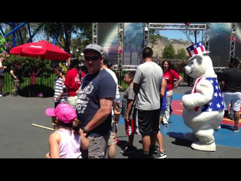 Marine World Bay Area, California Coca Cola Gummy Bear Games Fun   www eastbaydj com