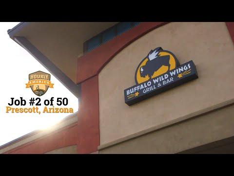 Hourly America: Buffalo Wild Wings