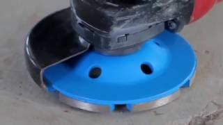 Обзор Чашка шлифовальная BAUMESSER Beton ФАТ-С125 262577 125 X 22