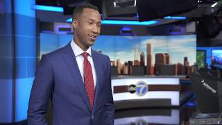 Terrell Brown, CTE Career Success Star, Arts, AV