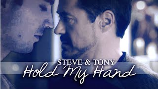 Steve & Tony | Hold My Hand **Say When Sequel**