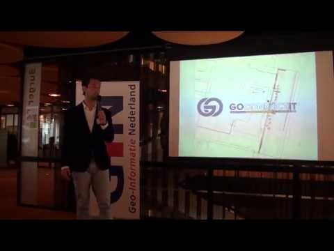 Geo Startup Pitch | GOConnectIT | GIN Oost | 280515