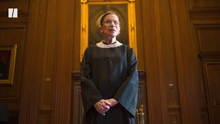 What RBG Brought To The Supreme Court