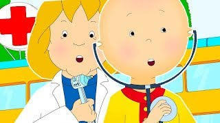Download Video Caillou at the Doctor | CAILLOU FULL EPISODES | Cartoon for Children | Cartoon movie MP3 3GP MP4