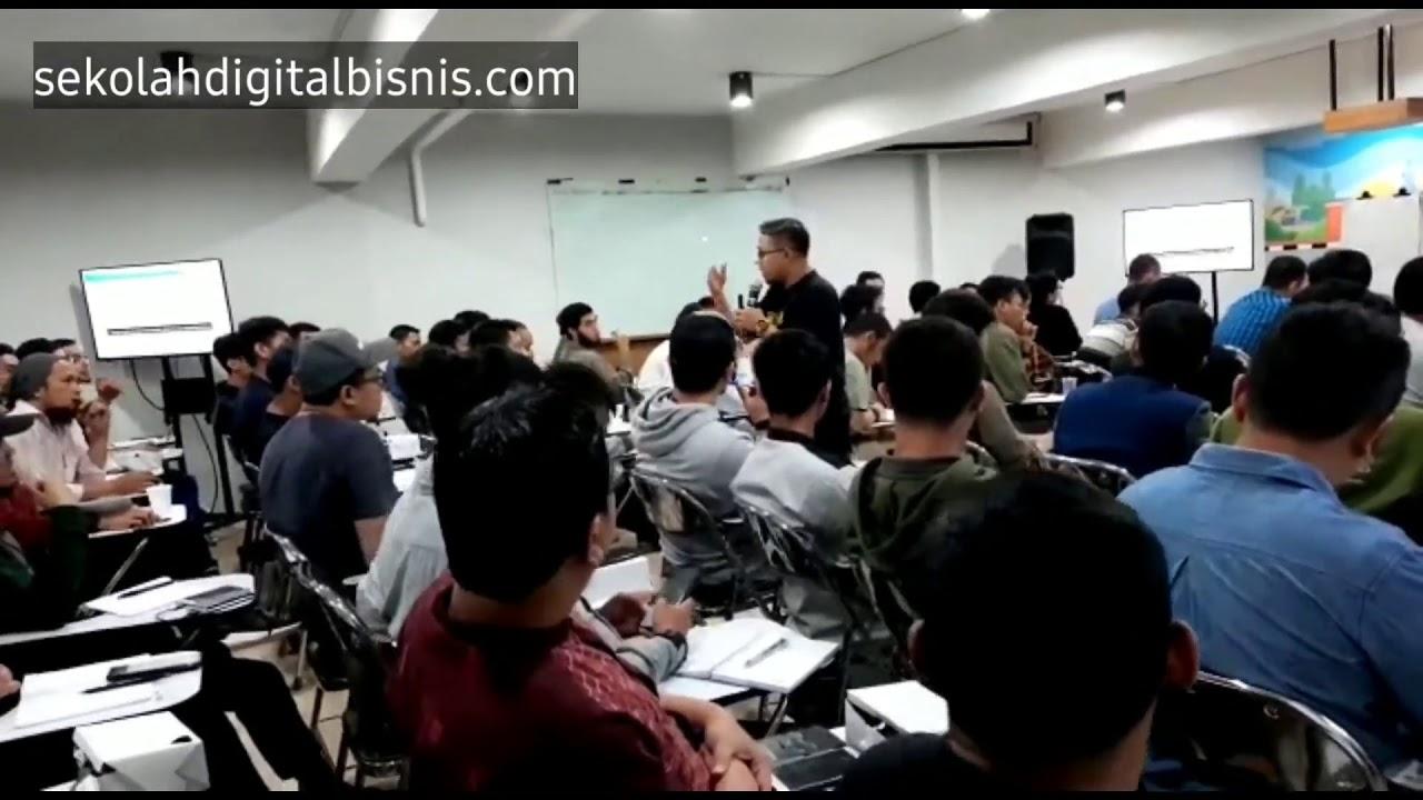 free belajar di sekolah digital bisnis indonesia - YouTube