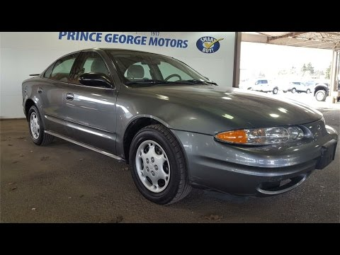 Gray 2004 Oldsmobile Alero Review Prince George Bc Motors