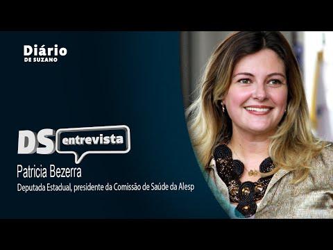 DS Entrevista deputada estadual Patricia Bezerra, presidente da Comissão de Saúde da Alesp