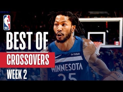 NBA's Best Crossovers | Week 2
