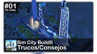El mejor truco/el mejor consejo para Sim City Buildit|HD 1080p|#2