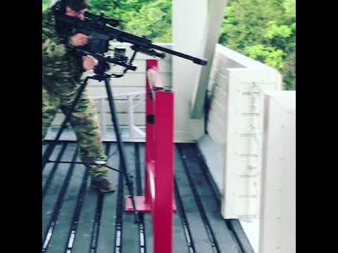 Barrett M82A1 on SPEC-REST