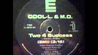 Cool-L & M.D. - Two 4 Success (Empire Records-1986)