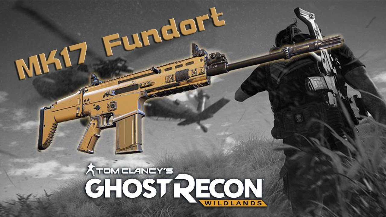 Ghost Recon Wildlands Karte.Ghost Recon Wildlands Mk 17 Fundort So Gibt S Das Top Sturmgewehr
