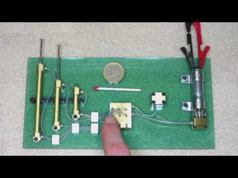 how to make rc hydraulics