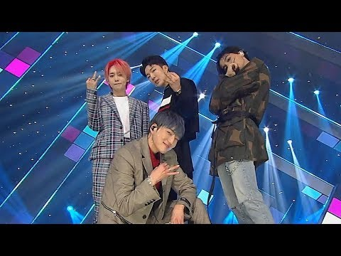 《EXCITING》 WINNER(위너) - EVERYDAY @인기가요 Inkigayo 20180506