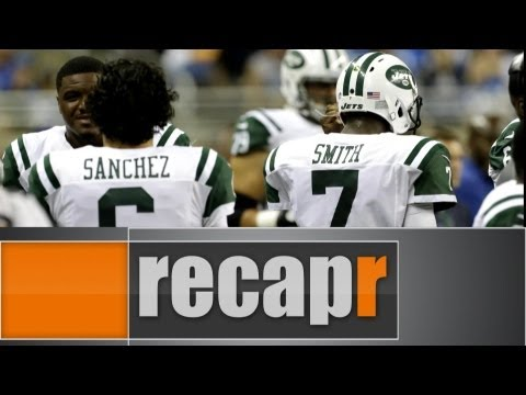 Recapr: Sanchez and Smith QB competition moves forward