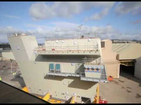 TDS - BAE Systems Scotstoun Glasgow Dismantling Work