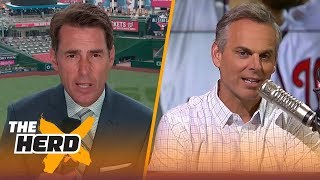 Tom Verducci on the 2018 MLB All-Star Game, Manny Machado's future | MLB | THE HERD