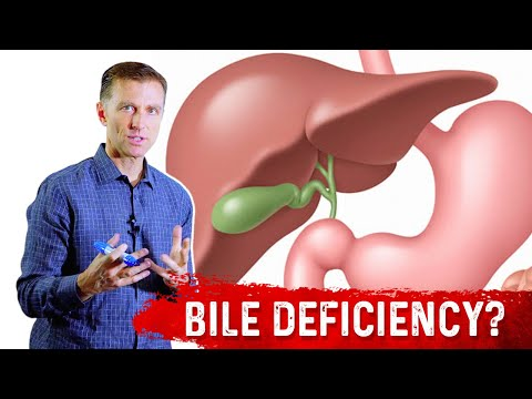 How to Know if You Have  Bile Deficiency