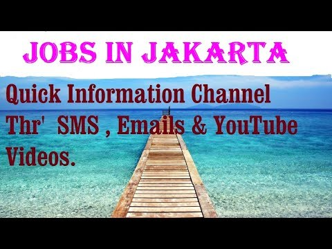Jobs in JAKARTA    City for freshers & graduates. industries, companies.  INDONESIA