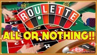 ** BIG GAMBLES!! ** Bookies Roulette