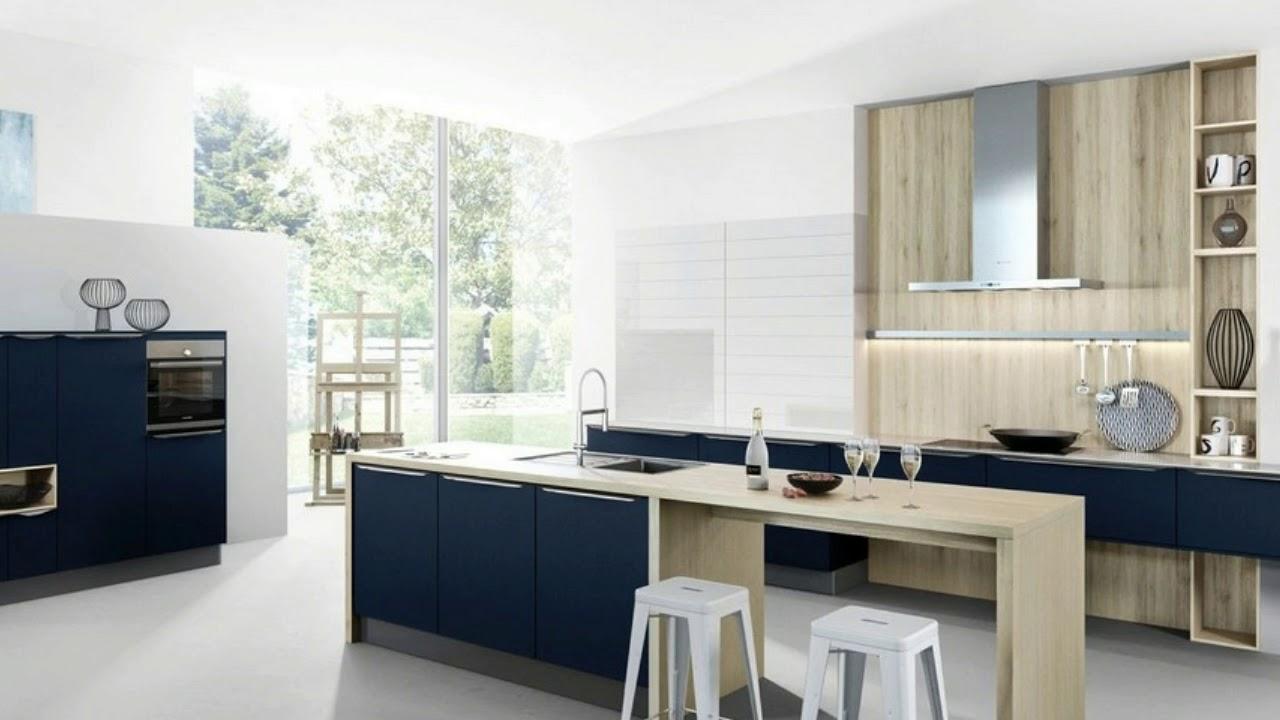 Diseño Muebles De Cocina Modernos - YouTube