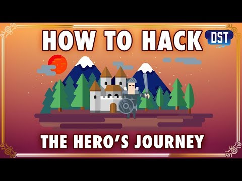 How To Hack The Hero's Journey - Tell A Better Story