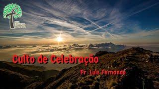 Culto de celebração // 30 de maio de 2021 // Igreja Presbiteriana Floresta - GV