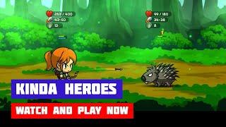 Kinda Heroes · Game · Gameplay