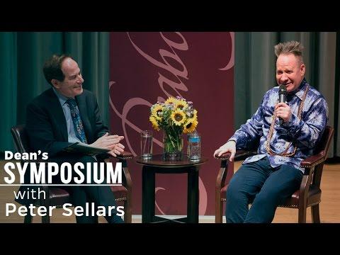 Dean's Symposium Series: Peter Sellars