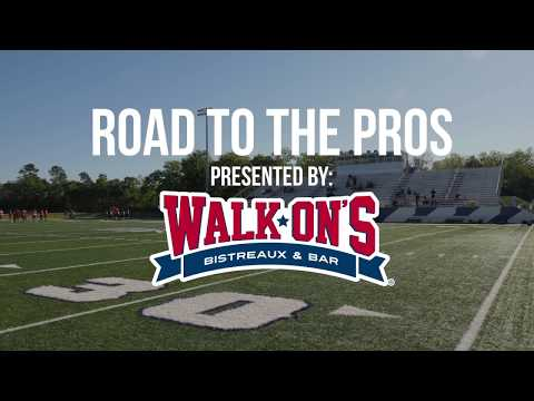 'Road to the Pros,' a new football video series kicks off on NOLA.com