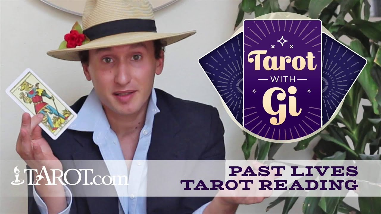 3-Card Past Life Tarot Reading
