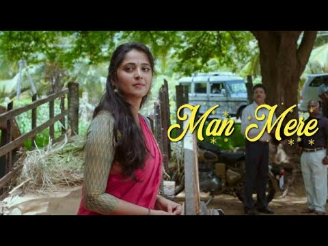 Man Mere Song | Bhaagamathie Movie | Hindi dubded Song |