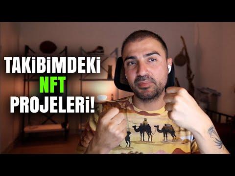 NFT Projeleri Nasıl Belirlenir? Mint Nedir - Nasıl Yapılır?