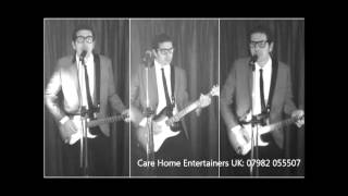 Buddy Holly Tribute - Care Home Entertainers UK