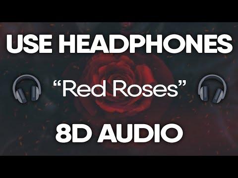 Lil Skies - Red Roses (8D AUDIO) 🎧