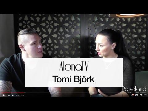 AlonaTV - Vieraana huippukokki Tomi Bjorck