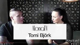 AlonaTV - Vieraana huippukokki Tomi Björck