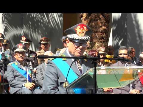 Napoli - La Guardia di Finanza celebra il 241esimo anniversario (23.06.15)