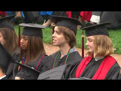 Grinnell College Commencement 2018 — Full Ceremony