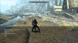 Elder Scrolls V Skyrim Cheat Codes + Console 2012 !