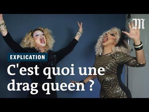 L'univers du «drag» expliqué par les queens Minima et Catherine
