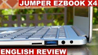 Jumper EZBook X4 Review (EN)