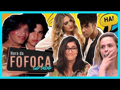 💥DBlack compara Nadja com Ana Paula e promete guerra + Ex expõe fotos de Luciano com travesti