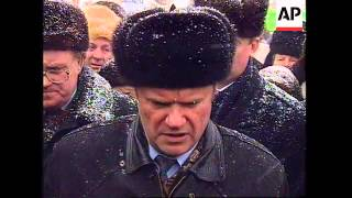 RUSSIA: TEACHERS BEGIN 5 DAY STRIKE OVER NON PAYMENT OF SALARIES(, 2015-07-21T18:25:15.000Z)