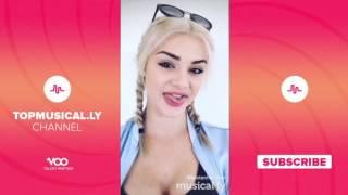 Kristen Hancher - The Best Kristen Hancher Musical.ly Compilation